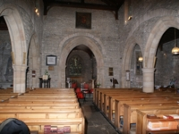 Interior 1 of Old Brampton Church